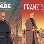 Saint Maximilien Kolbe, un saint à Auschwitz (2019) et Franz Stock, passeur d'âmes (2016) aux éditions Artège.
