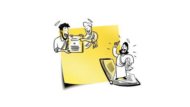 « Bien dans ma foi ! », épisode 1 : La Bible.