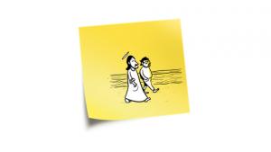 « Bien dans ma foi ! », épisode 3 : Jésus.