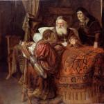 Isaac bénissant Jacob_Gerrit Willemsz Horst