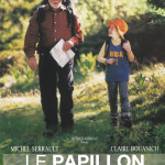 Affiche du film Le papillon, réalisé par Patrick Godeau.