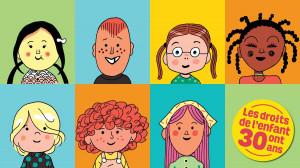 Livret « Tous les enfants ont des droits ».