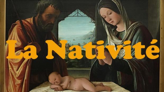 L'image à la clé, saison II épisode 3 : Une Nativité intimiste.