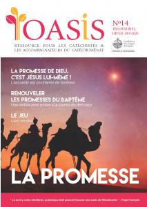 Couverture de L'Oasis n°14.