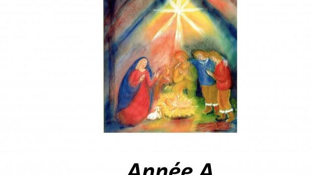 Livret Avent-Noël pour l'année A.