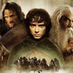 La Communauté de l'Anneau, premier volet de la trilogie fantastique Le Seigneur des anneaux.