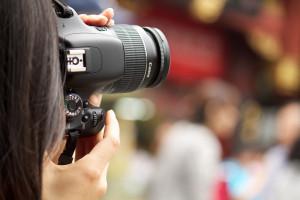 Un photographe.