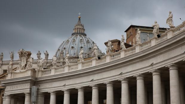 Basilique Saint-Pierre de Rome, Vatican.