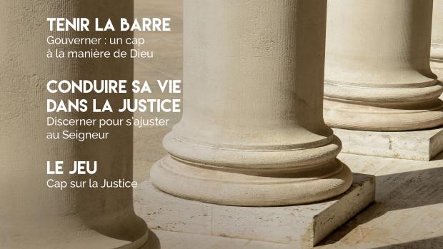 Couverture de L'Oasis n°15 : Gouverner avec justice.