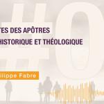 Une série de podcasts sur les Actes des Apôtres.
