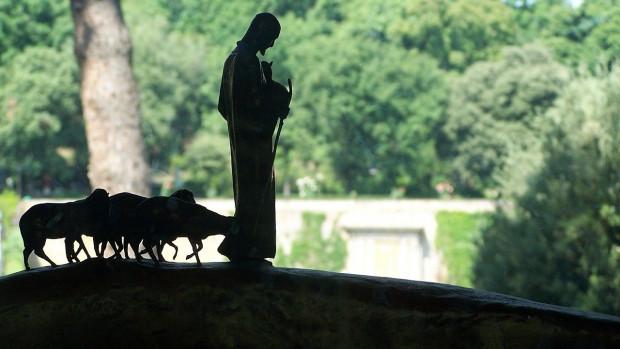 « Moi, je suis le bon pasteur, le vrai berger, qui donne sa vie pour ses brebis. 1 » (Jn 10, 1)