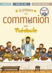 Je prépare ma première communion, un livret proposé par Théobule.