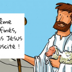 Temps pascal 2020, même confinés, suivons Jésus ressuscité !