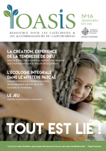 L'Oasis 16_Couverture