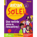 Astrapi Soleil, numéro 5, éd. Bayard, septembre 2020.
