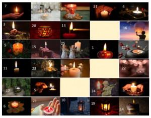 Du 29 novembre au 25 décembre 2020 : une petite lumière de Fratelli Tutti pour chaque jour !