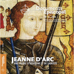 Jeanne d'Arc, un numéro Documents Episcopat paru en novembre 2019.