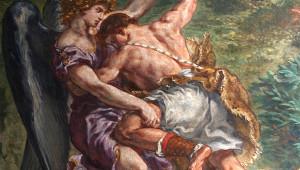 Jacob luttant avec l'Ange