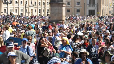 Jubilé miséricorde catéchistes
