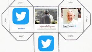 Dé jeu le pape a dit Arras